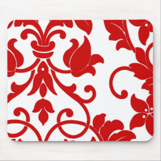 Color Changeable Damask Mouse Pad