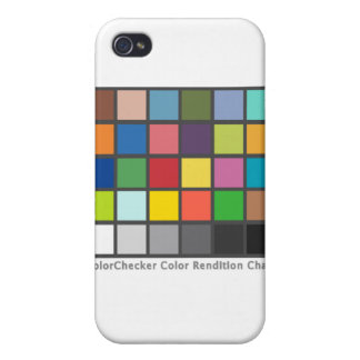 Color Checker Table Covers For iPhone 4