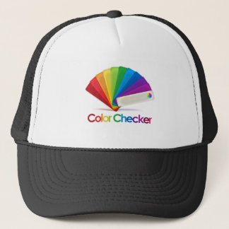 Color Checker Trucker Hat