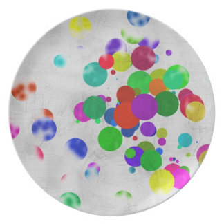 color chips plate
