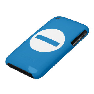 "Color Choice ""Do Not Enter"" iPhone 3 Case-Mate Cases"