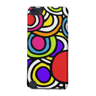 Color Circle - iPod Touch Case