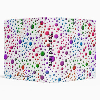 Color Circles Binder