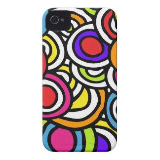 Color Circles - Blackberry Bold Case