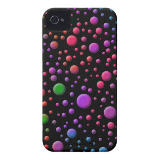 Color Circles iPhone 4 Cover