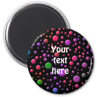 Color Circles Magnet