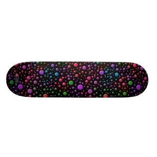 Color Circles Skateboard Decks