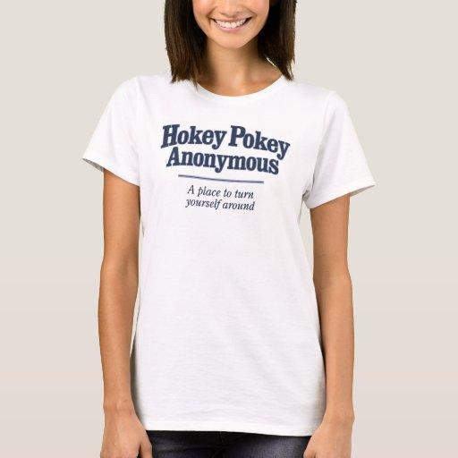 Color claro anónimo del Pokey de Hokey Playera