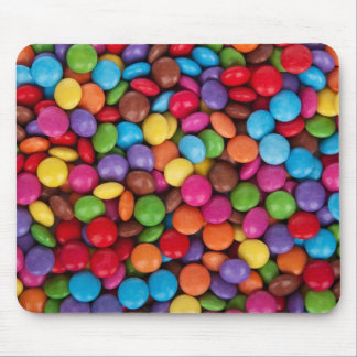 Color Coated Candy Mouse Pad
