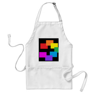 Color Code It Magnets and Stuff - CricketDiane Adult Apron