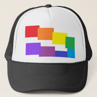 Color Code It Magnets and Stuff - CricketDiane Trucker Hat