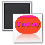 Color Code It Magnets and Stuff - CricletDiane 2 Inch Square Magnet