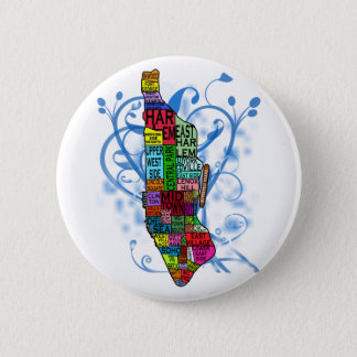 Color Coded Manhattan Map Button