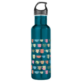Color Coffee Cups Stainless Steel Water Bottle
