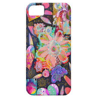 Color Collage - phone case by s. corfee
