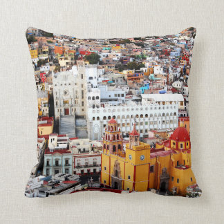 Color Collection Throw Pillow