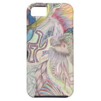 Color collision iPhone SE/5/5s case