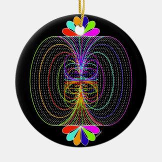 Color Complements Ceramic Ornament