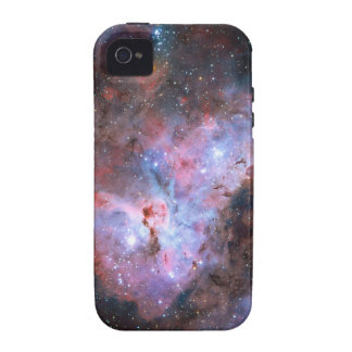 Color Composite Image of the Carina Nebula Vibe iPhone 4 Cases