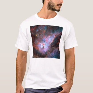 Color Composite Image of the Carina Nebula T-Shirt