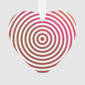Color concentric circles