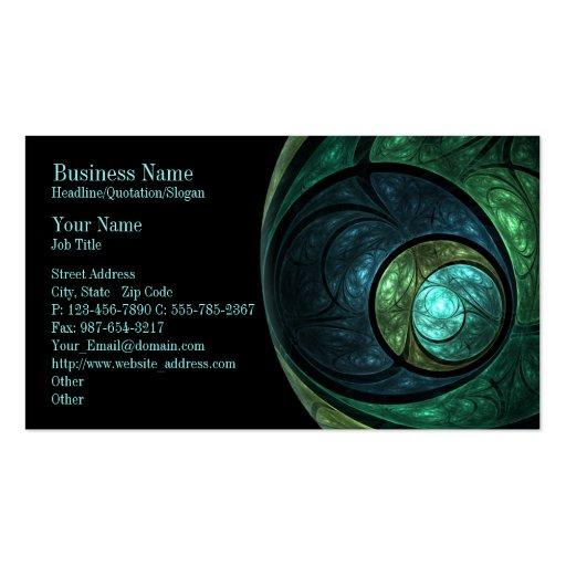 Color Conception Company/tarjeta de visita