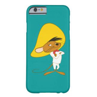 Color confiado rápido de Gonzales Funda Barely There iPhone 6
