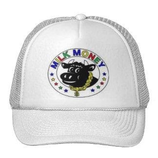 color cow trucker hat