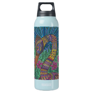 Color Crane Insulated Water Bottle