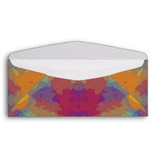 Color Crazy Envelope