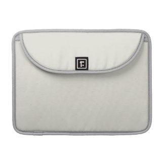 Color crema beige gris francés ligero solamente funda macbook pro