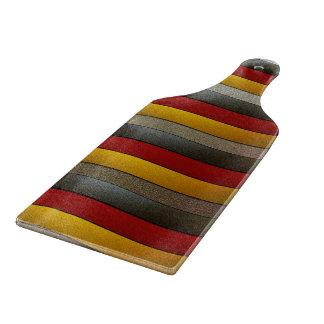 Color-Cromo de la bandera de Alemania Tablas Para Cortar