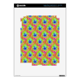 Color Crop iPad 3 Skin