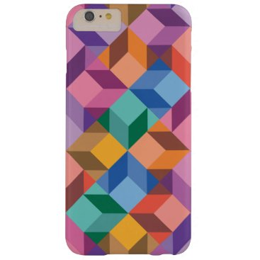 Color Cubes iPhone 6/6S Plus Barely There Case