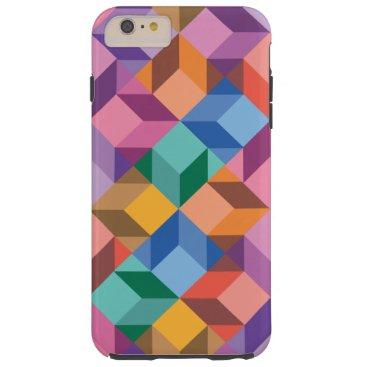 Color Cubes iPhone 6/6S Plus Tough Case