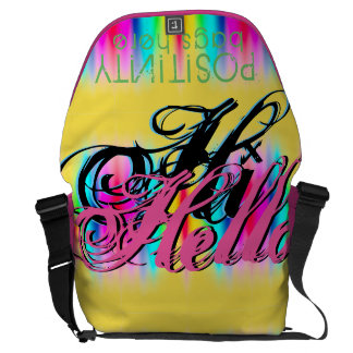 Color Curry Courier Bag