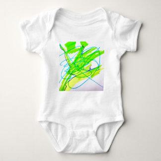 Color Dancing Baby Bodysuit