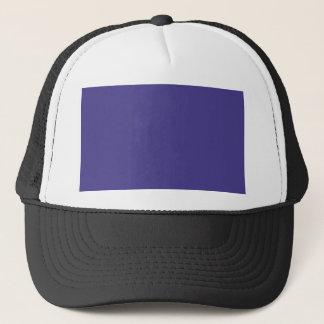 color dark slate blue trucker hat