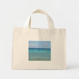 ¡Color de Aruba! Bolsa Tela Pequeña