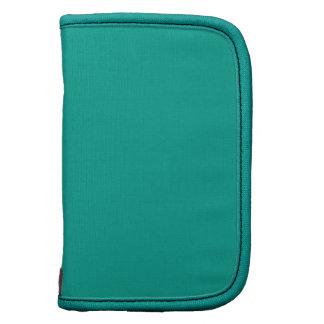 Color de fondo verde medio persa de color verde planificador