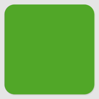 Color de fondo verde sólido 339900 colcomanias cuadradases