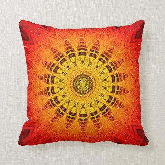 Color de la almohada del fuego