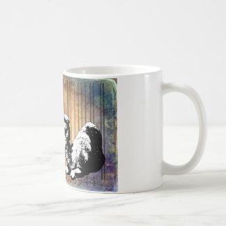 Color de la diversión del vector del diseño del taza