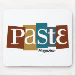 Color de la revista del logotipo del bloque de la  tapete de raton