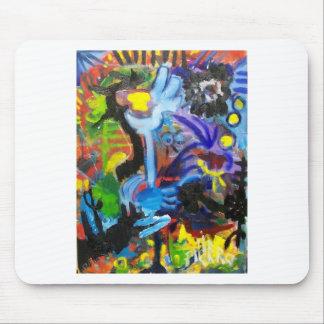 Color de la vida 2 por Piliero Alfombrilla De Ratones
