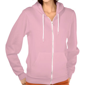 Color de malva del color:  Sudadera con capucha de