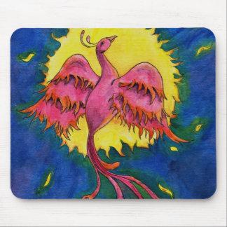 Color de Phoenix Tapete De Raton