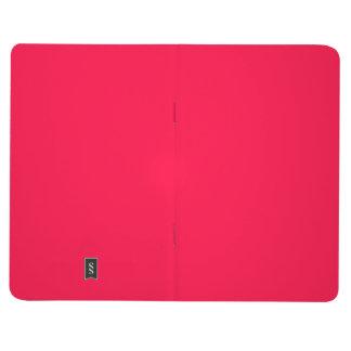 ~ COLOR DE ROSA AMERICANO (de un color rosado Cuaderno