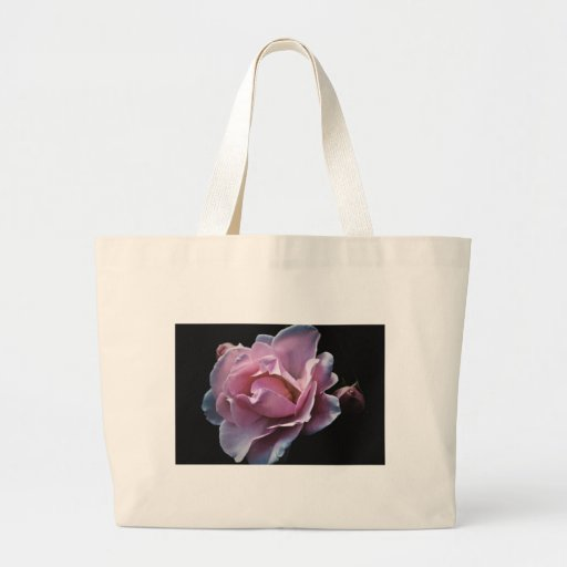 Color de rosa bolsa
