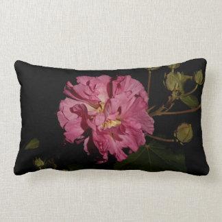Color de rosa confederado almohadas